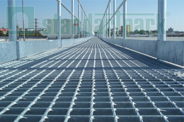 Industrial application of flooring products